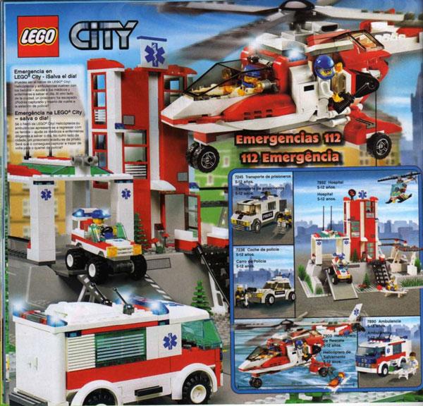 Lego city 2007 - 21d5c
