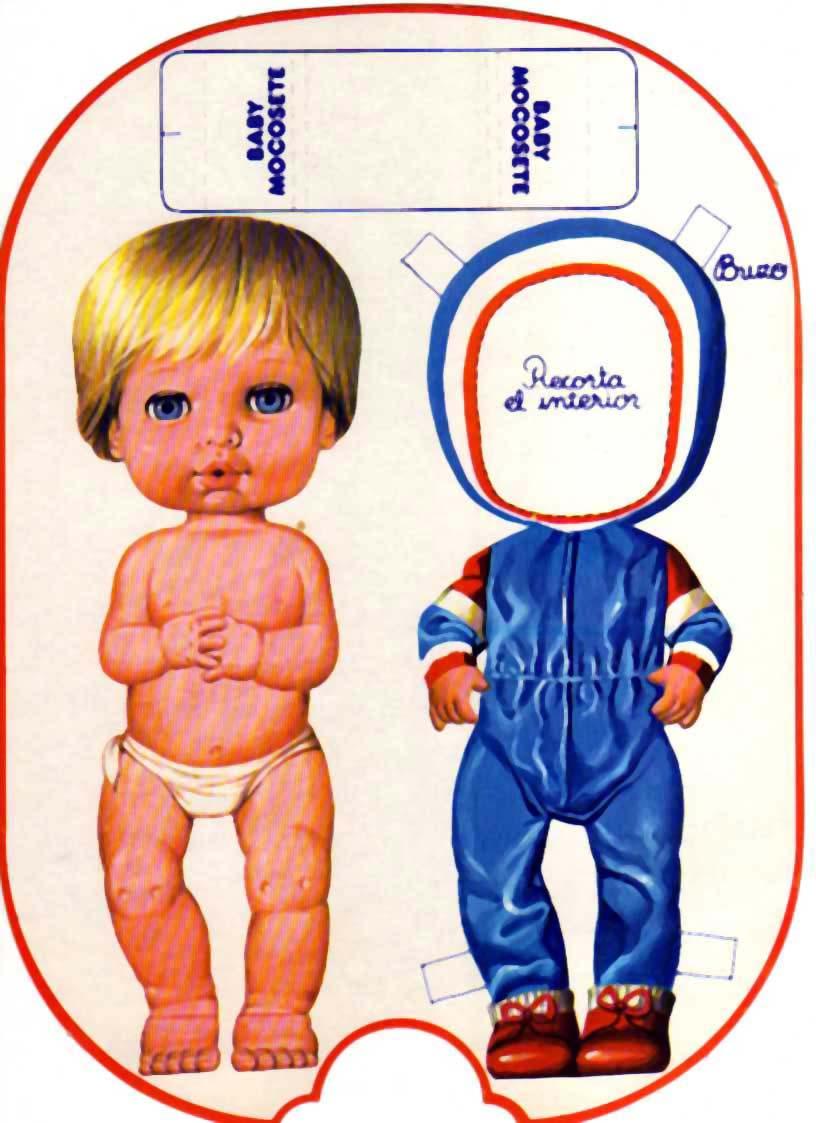 Imagenes y Recortables de Baby Mocosete (Toyse) / buzo