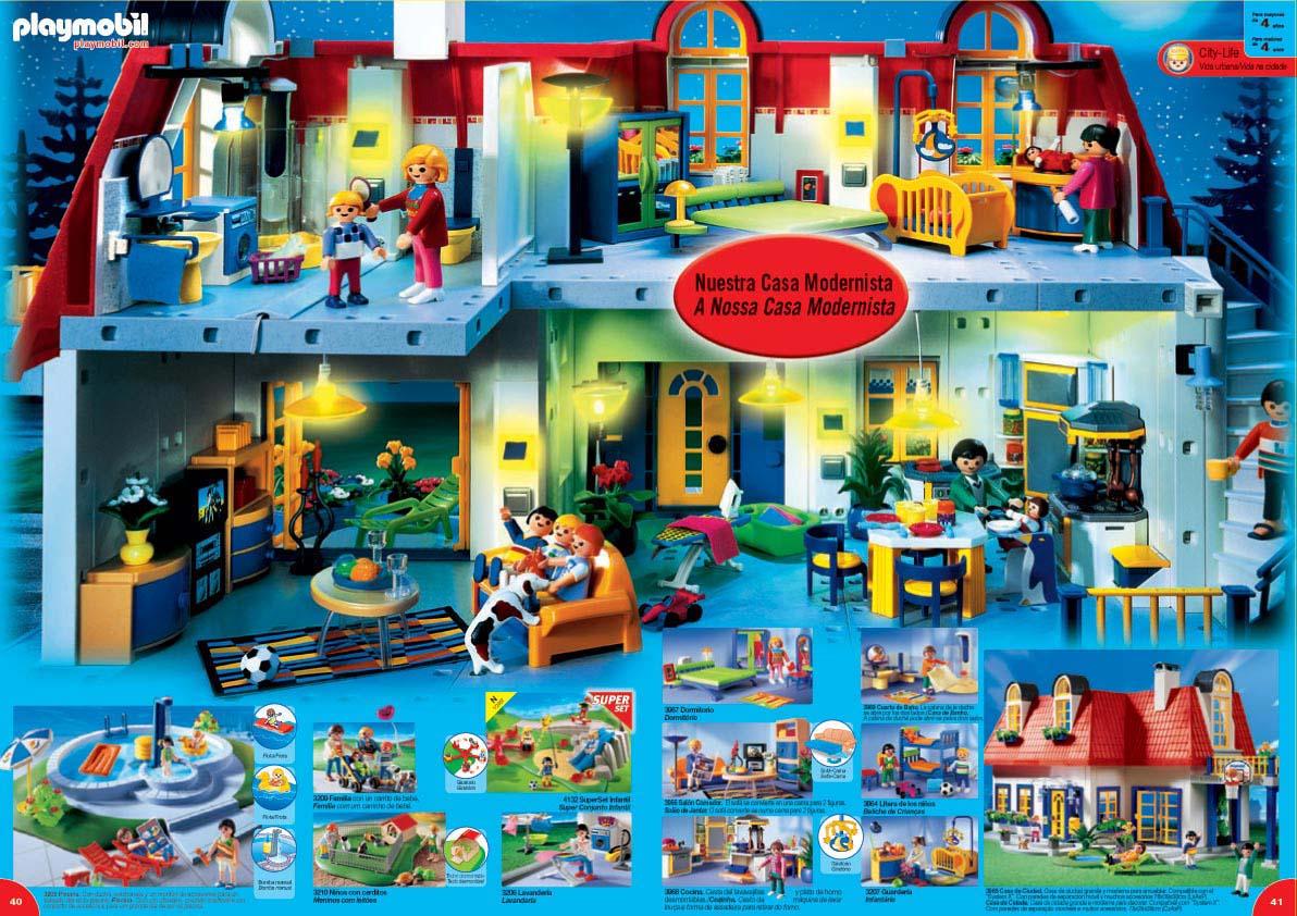Pin en casa por enfermeras geriatras especializadas la for Casa moderna de playmobil 123