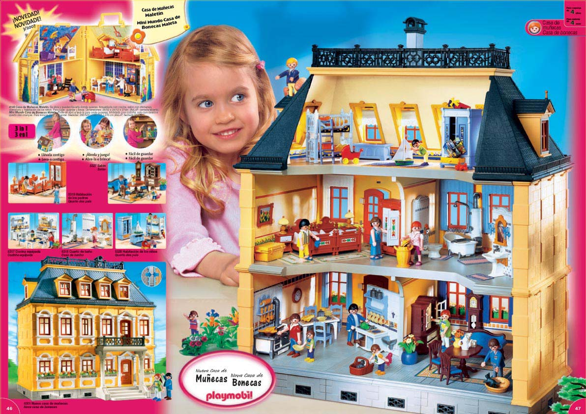 Playmobil 4647 - Catalogo la casa ...